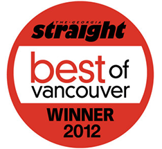 GS Best of Vancouver 2012